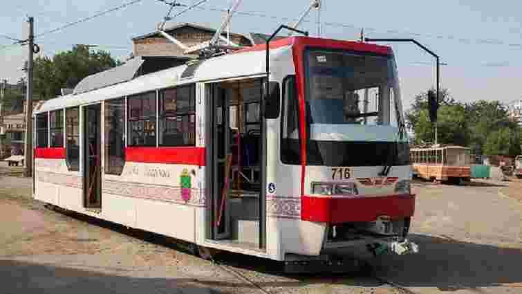 У Запоріжжі почали виробляти дешеві трамваї