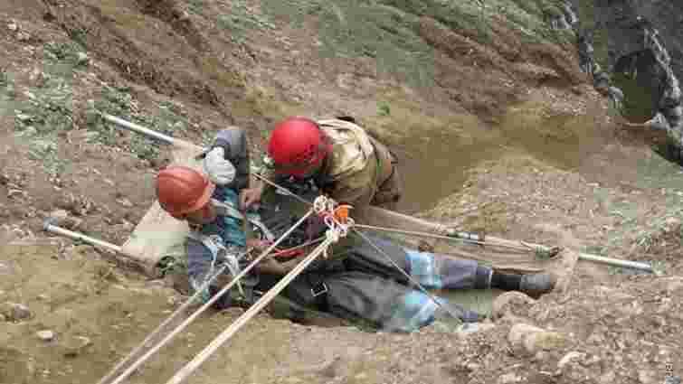 Гірські рятувальники протестують проти реорганізації своєї служби на Прикарпатті