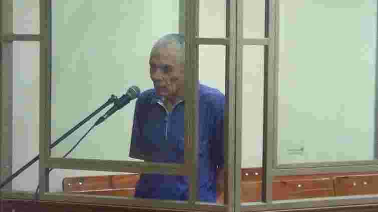 Підозрюваного у терактах українця засудили у Росії до 12 років ув'язнення