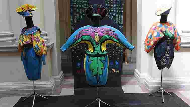 У Львові триває виставка художнього текстилю