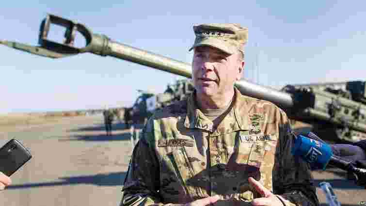 Генерал Годжес: Український досвід війни проти росіян допомагає розвиватись армії США