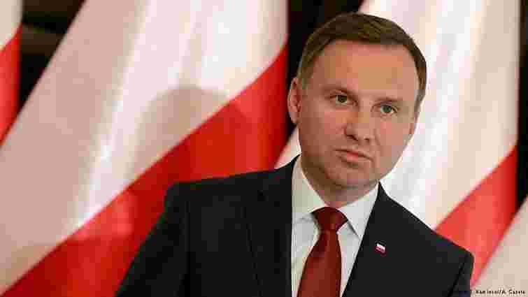 Президент Польщі наклав вето на закони про судову реформу