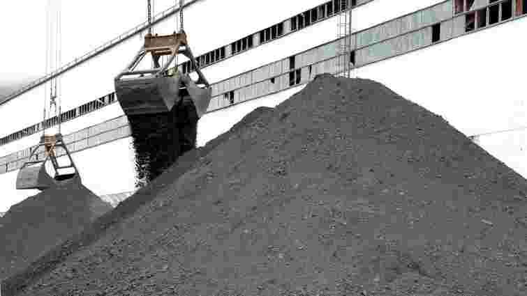 Україна вперше закупить 700 тис. тонн вугілля в США