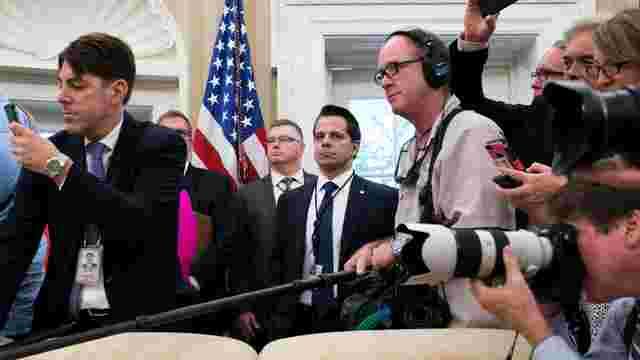 Трамп звільнив директора з комунікацій Білого дому через 10 днів після його призначення