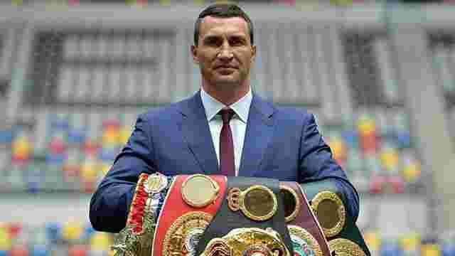 Володимир Кличко оголосив про закінчення спортивної кар'єри