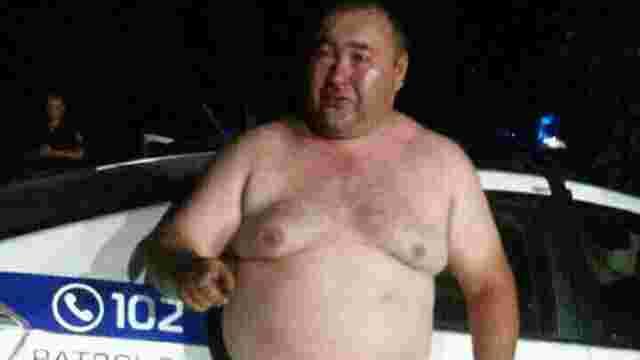У Кривому Розі племінник Василя Пісного вчинив бійку біля кафе