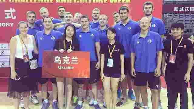 Українські баскетболісти перемогли росіян на Універсіаді
