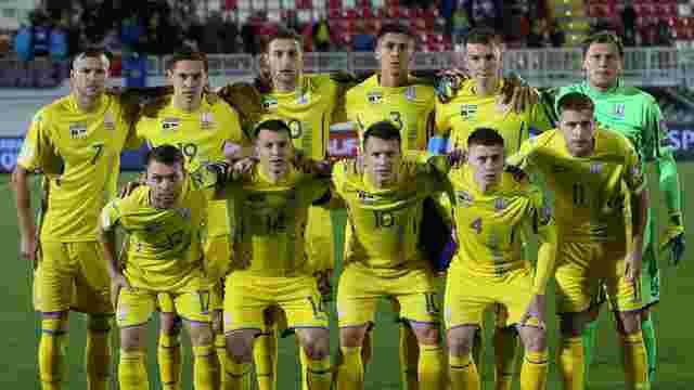 Збірна України зіграє зі Словаччиною у Львові