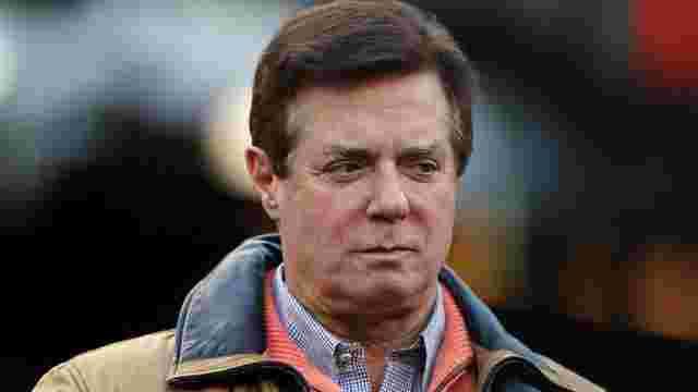 ФБР підозрює Пола Манафорта у відмиванні грошей для Януковича