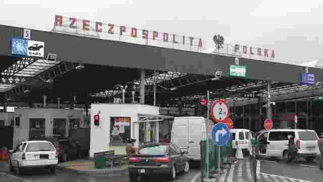 На кордоні з Польщею затримали підозрюваного у вбивстві українця