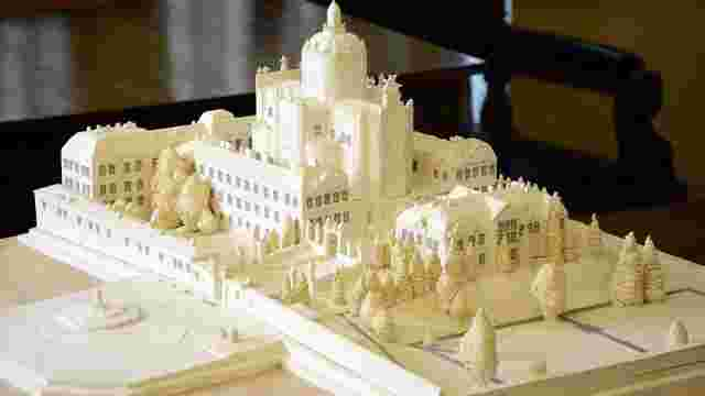 У Львові встановлять мініатюрну копію Собору св. Юра