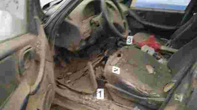 На Одещині підірвали автомобіль з місцевим рибалкою