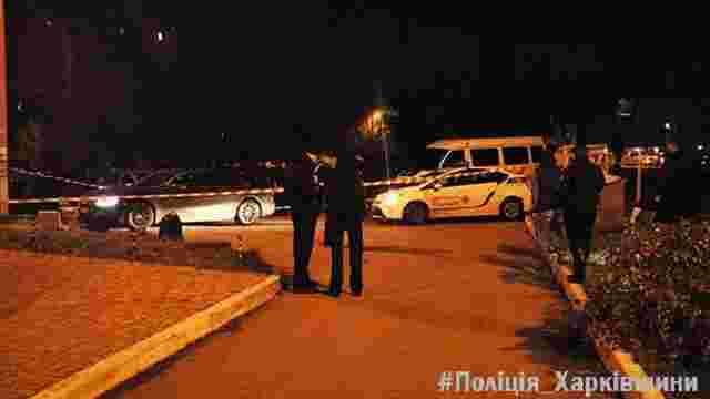 У Харкові невідомі з автоматів розстріляли автомобіль