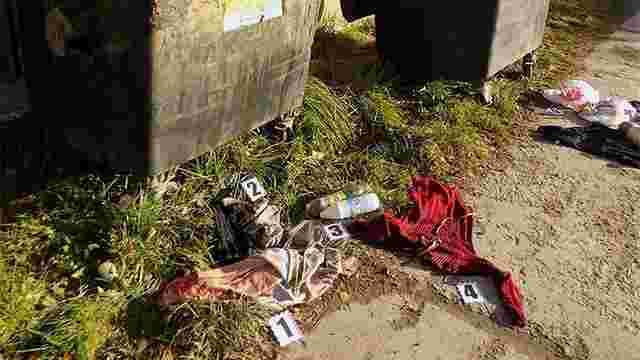 На смітнику мотелю у Солонці знайшли тіло немовляти