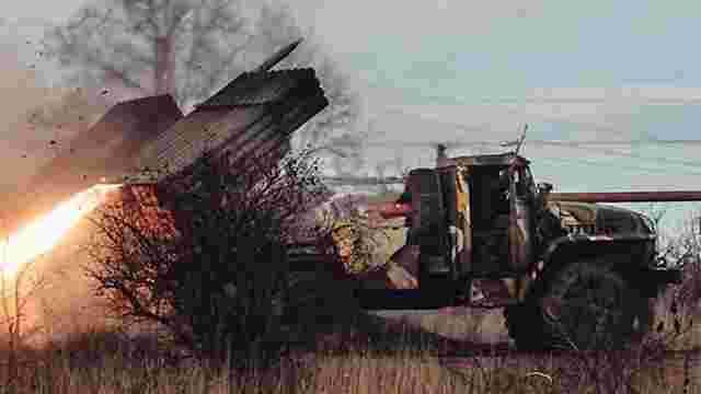 Бойовики обстріляли Опитне та Авдіївку системами залпового вогню «Град»