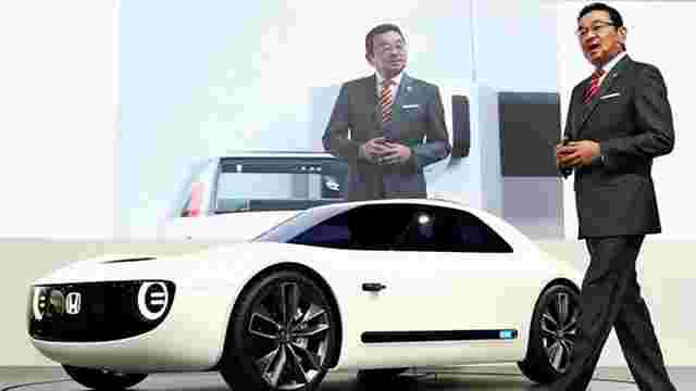Honda анонсувала випуск електрокарів, які заряджаються за 15 хвилин