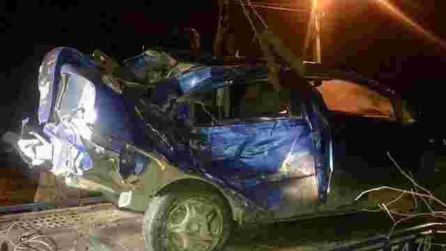 За минулу добу на дорогах Львівщини у аваріях загинули четверо людей