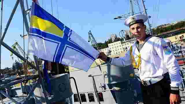 У Військово-морських силах України започаткували відлиту з ворожої зброї нагороду