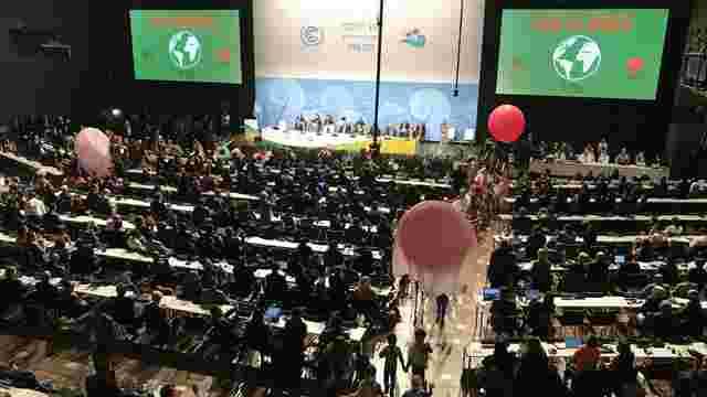 У Німеччині розпочалася міжнародна конференція ООН щодо зміни клімату
