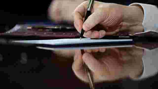 Президент підписав закон про електронні довірчі послуги