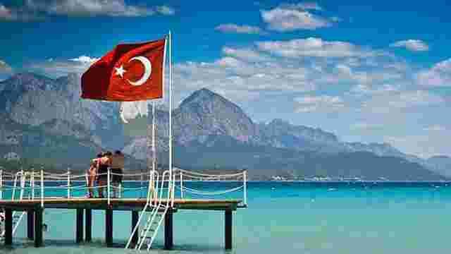 Туреччину відвідала рекордна кількість туристів з України