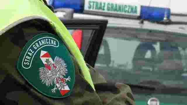 На півдні Польщі прикордонники затримали 17 українців
