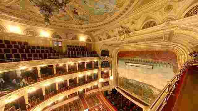 Google запустив 3D-тур Львівським оперним театром