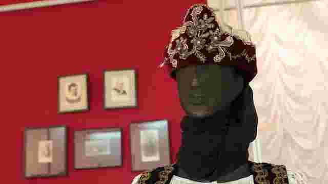 У Львові відкрилась виставка до 100-річчя театру ім. Марії Заньковецької
