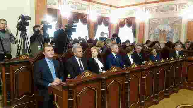 Порошенко призначив склад  суддів нового Верховного суду України