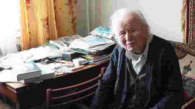 В Івано-Франківську помер 90-річний зв'язковий УПА Василь Гук