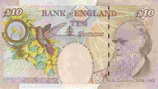 Велика Британія виводить з обігу паперову 10-фунтову купюру