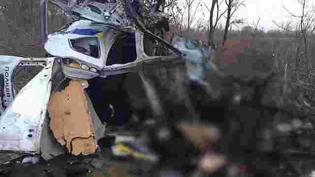 У Донецькій області на міні підірвався автомобіль поліції, загинув майор