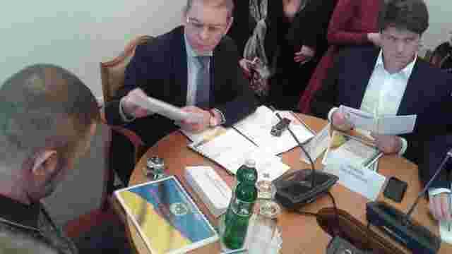 Комітет Ради з нацбезпеки включив питання Криму у законопроект про реінтеграцію Донбасу