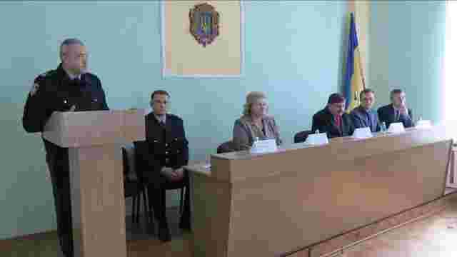 У Жовкві та Перемишлянах нові керівники відділень поліції
