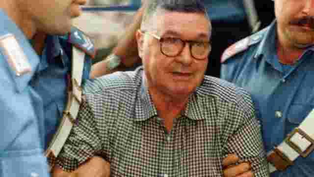 В італійській тюрмі помер колишній ватажок «Коза ностра» Тото Ріїна