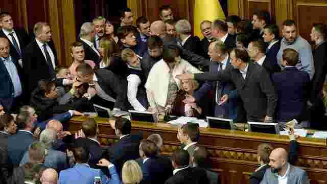 За три роки кожен 12-й депутат у Верховній Раді змінив фракцію