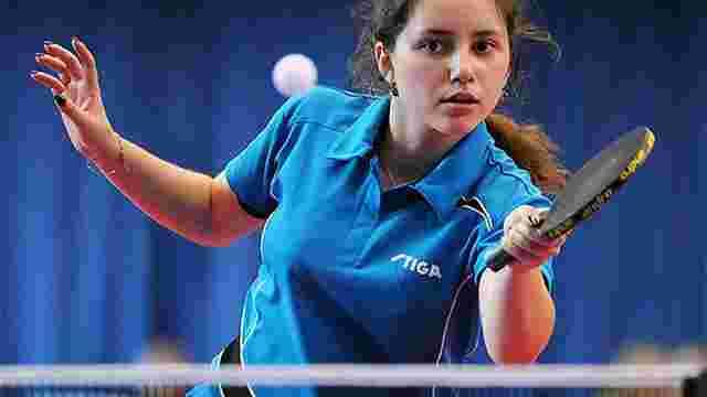 18-річна мешканка Жовкви стала чемпіонкою України з настільного тенісу серед молоді