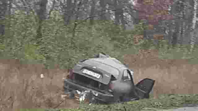 На Жовківщині внаслідок ДТП загинув 35-річний водій