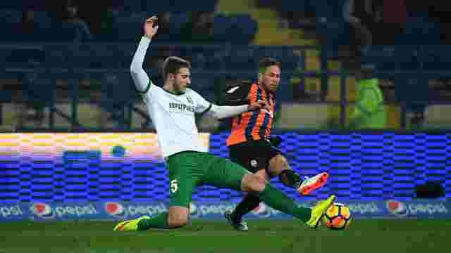 «Шахтар» сенсаційно програв «Олександрії» домашній матч у Харкові