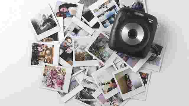 Polaroid судиться з Fujifilm за право використання миттєвих фото з білими рамками
