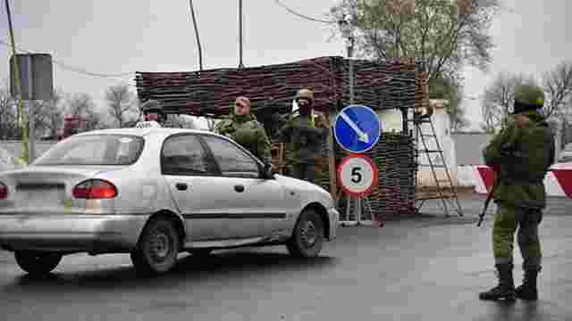 У Донецькій області за тиждень затримали 25 осіб, які воювали за «ДНР»