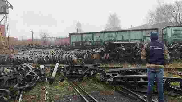 На одній з філій «Львівської залізниці» поліція затримала двох працівників, які крали метал