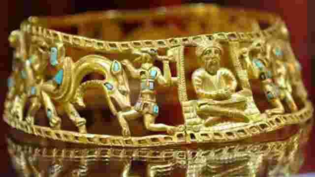 Окуповане та депортоване золото