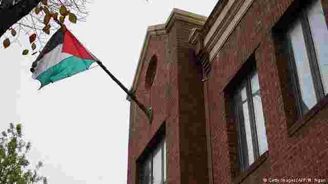 Палестина заморозила всі офіційні контакти з США