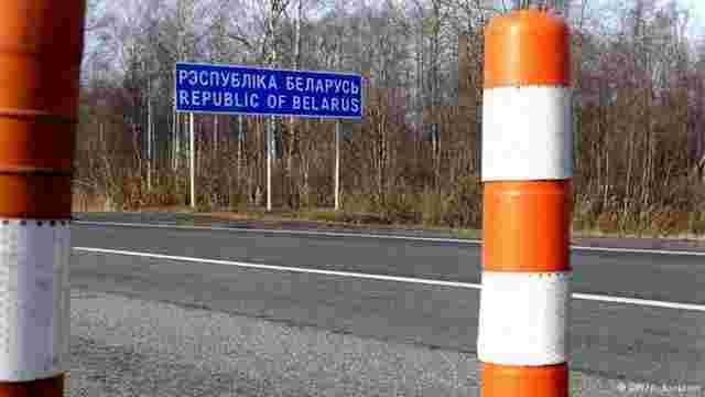 Білоруські прикордонники відпустили одного з трьох затриманих українців