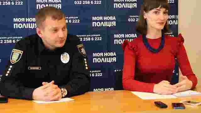 На Львівщині понад 60% громадян довіряють патрульній поліції