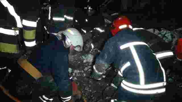Через обвал новобудови у католицькій школі в Івано-Франківську загинув будівельник