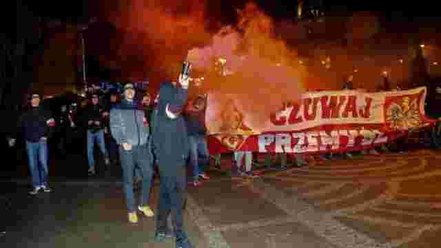 Польський суд виправдав учасника маршу у Перемишлі, який вигукнув «смерть українцям»