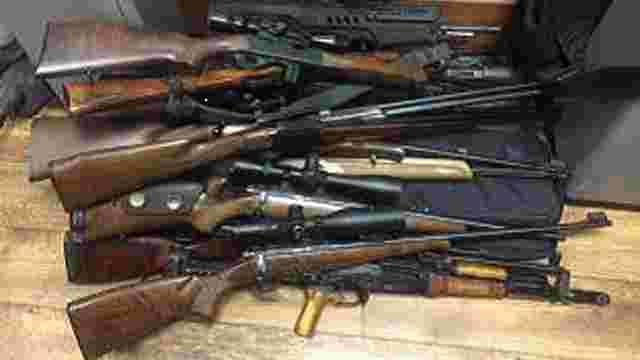 СБУ заблокувала збут зброї та боєприпасів в Одеській області