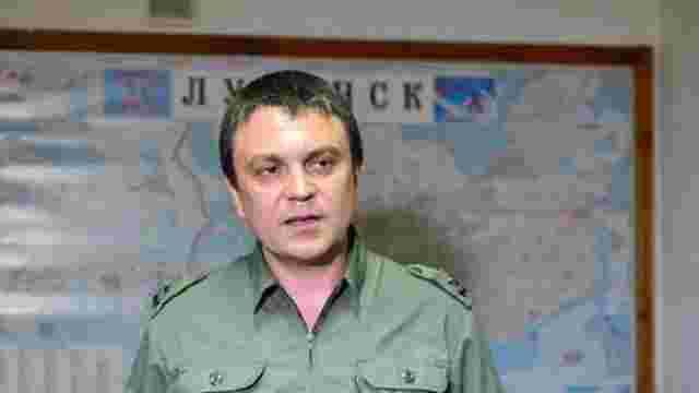 Новий ватажок «ЛНР» заявив про готовність провести обмін полоненими
